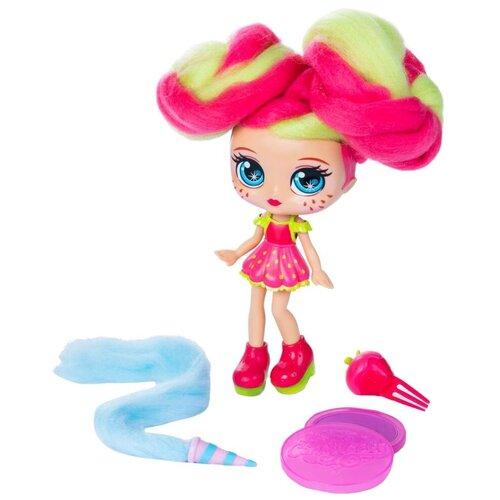 spin master кукла spin master off the hook вивиан летние каникулы с аксессуарами Кукла Spin Master Candylocks Клубничная Мэри, 18 см, 6054253
