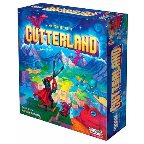 Настольная игра HOBBY WORLD Cutterland