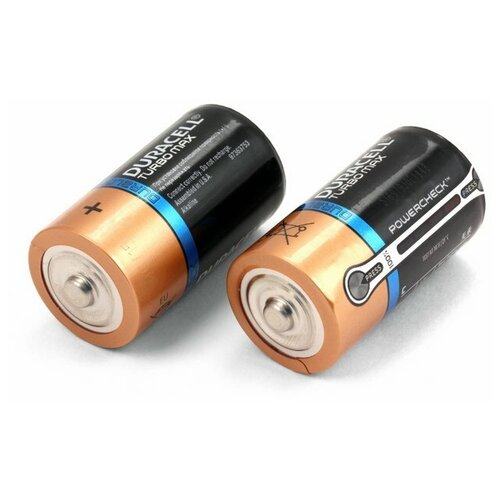 Фото - Батарейки щелочные DURACELL LR14 (C) Basic (2 шт) батарейки panasonic c r14 пленка 2 шт