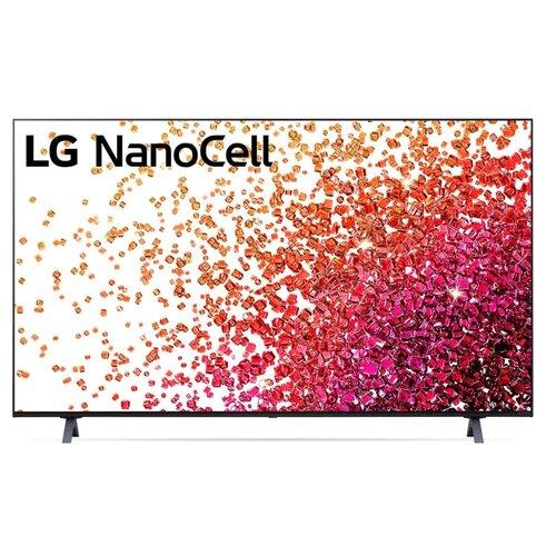 Фото - Телевизор NanoCell LG 50NANO756PA 50 (2021), черный телевизор lg 60up77506la 60 2021 черный