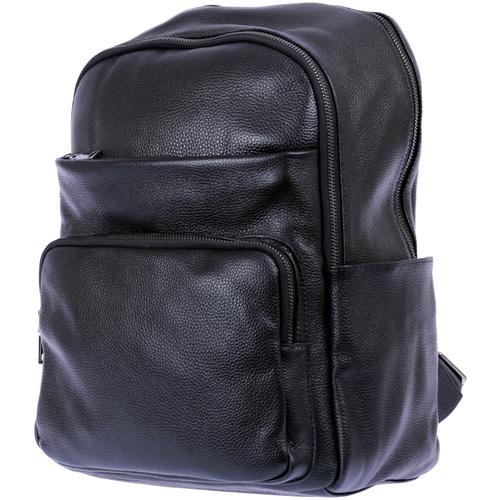 Мужской рюкзак кожаный 8045