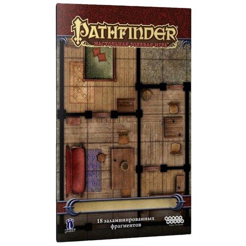 Дополнение для настольной игры HOBBY WORLD Pathfinder. Городские интерьеры
