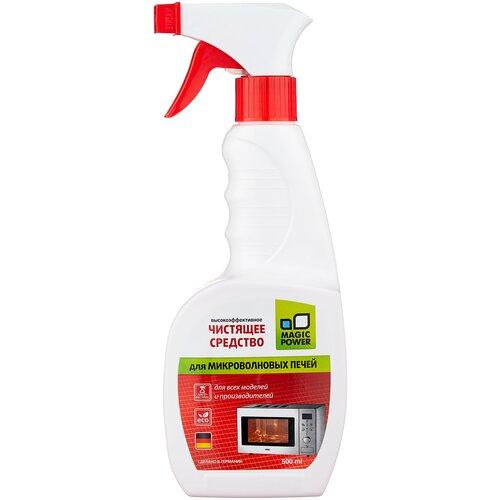 Фото - Высокоэффективное чистящее средство для микроволновых печей MAGIC POWER, 500 мл средство для микроволновых печей brezo 97041