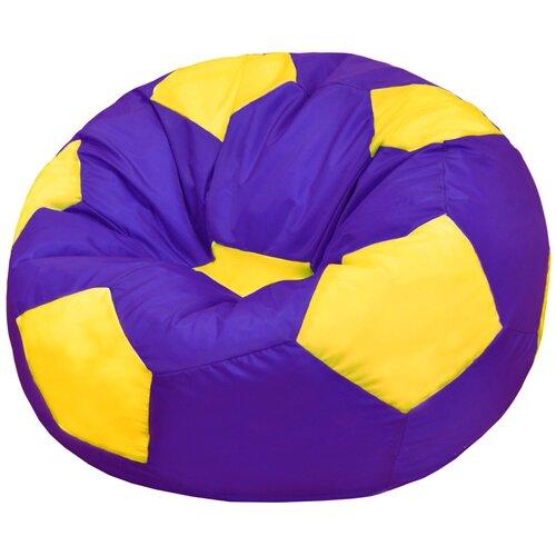 Пазитифчик кресло-мяч 07 фиолетовый/желтый оксфорд