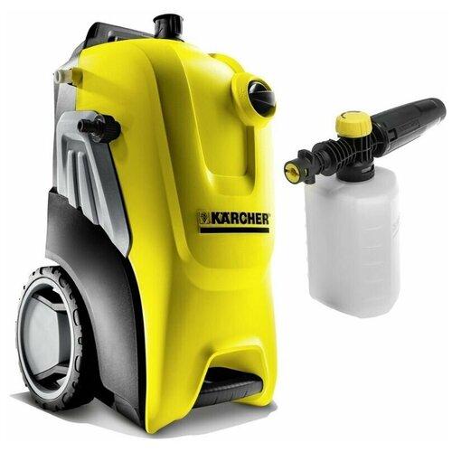 Мойка высокого давления Karcher K 7 Compact *EU + Пенное сопло Karcher FJ 6, 0,6 л
