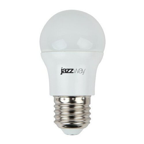 Фото - Светодиодная лампа шар Лампа PLED-SP G45 7w 5000K 560 Lm E27 230/50 Jazzway лампа светодиодная jazzway pled g4