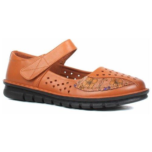 Фото - Туфли Baden , размер 39 , светло-рыжий туфли redwood f10896amacu523 кожа рыжий
