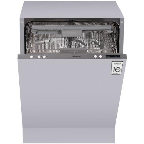 Встраиваемая посудомоечная машина Weissgauff BDW 6073 D посудомоечная машина weissgauff tdw 4006
