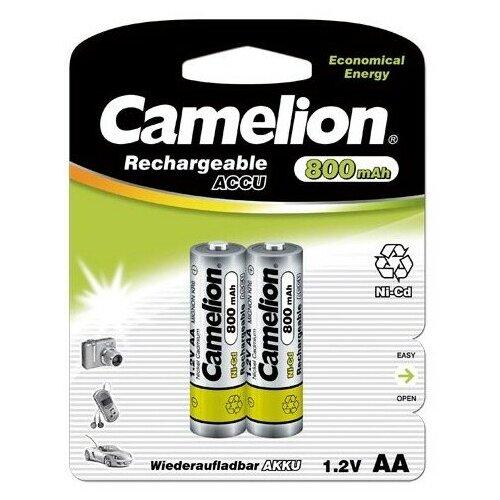 Фото - Аккумулятор бытовой Camelion R6 AA BL2 NI-CD 800mAh 2 шт way ahead 2 pupil s book cd rom