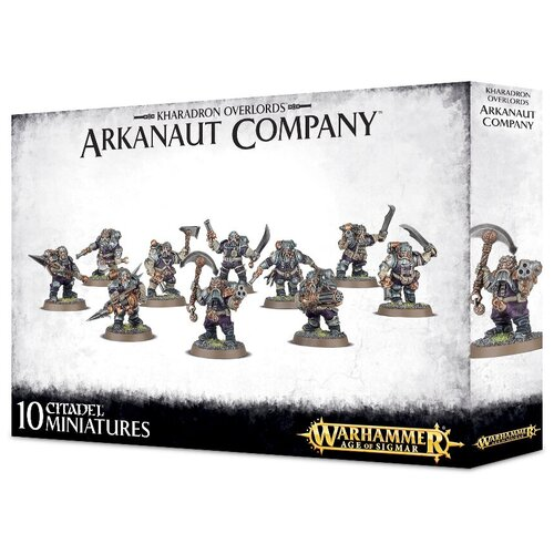 Миниатюры Games Workshop Arkanaut Company
