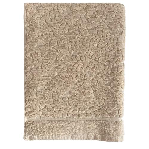 Набор банных полотенец SEL Бежевые Велюровые 2 шт. Махровая ткань 50x70 см, 2 шт., 462-SEL-ВелюровыеБеж-50-70-2шт