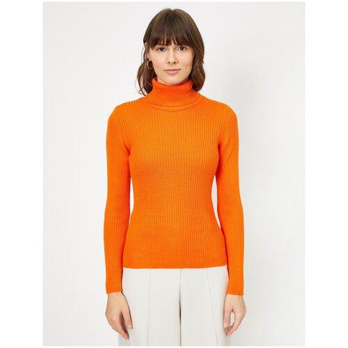 Свитер KOTON, размер XS(34), 200 оранжевый