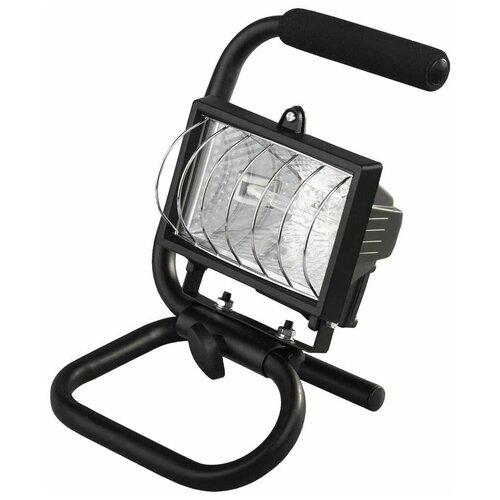 Светозар Галогенный прожектор СВЕТОЗАР 150 Вт переносной на стойке IP54 SV-57121-B