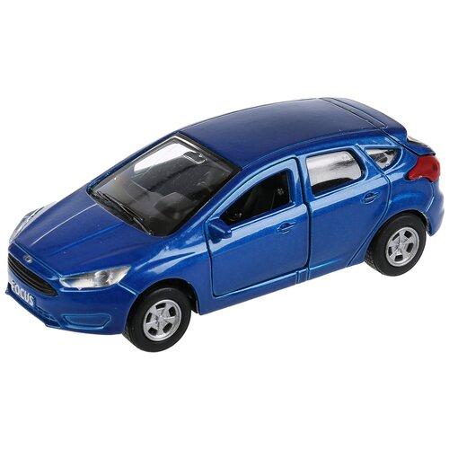 Купить Легковой автомобиль ТЕХНОПАРК Ford Focus, 12 см, синий, Машинки и техника