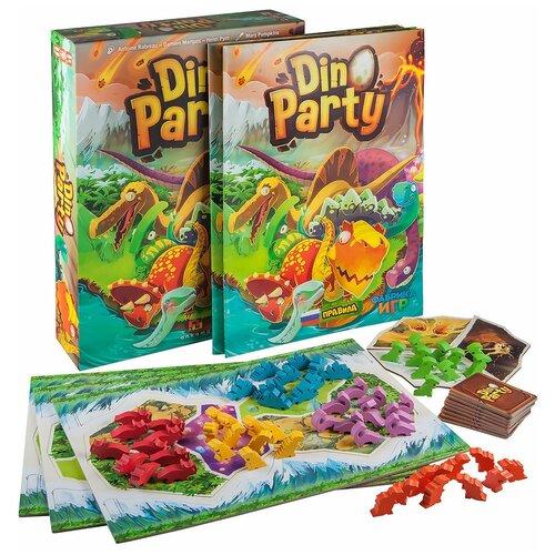 Настольная игра Фабрика игр Дино Туса