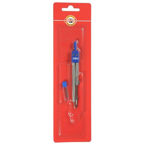 Купить KOH-I-NOOR Циркуль 04901 (04901B0100BL), Чертежные инструменты