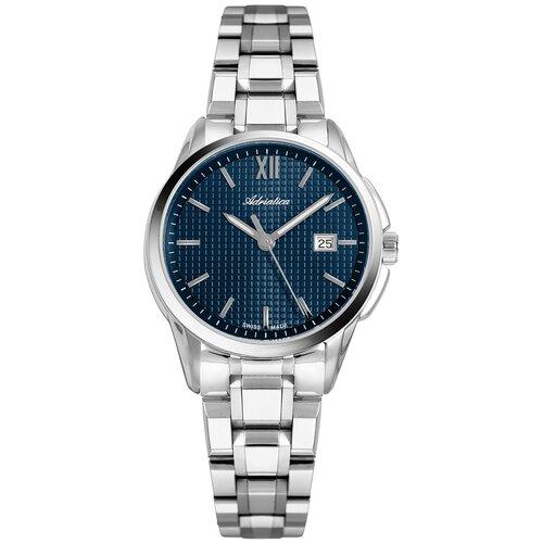 Часы наручные швейцарские женские Adriatica A3190.5165Q часы наручные швейцарские женские adriatica a3188 1111q