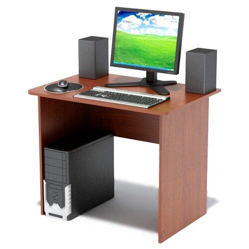 Стол компьютерный Шарм-Дизайн СП-900 вишня