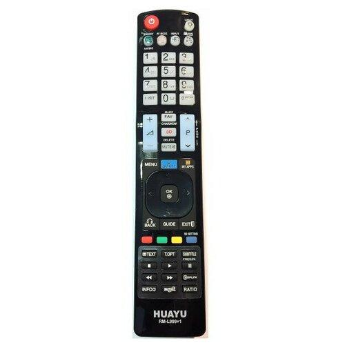 Фото - Пульт Huayu RM-L999 (универсальный) (для телевизоров LG) пульт huayu rm 016fc универсальный для телевизоров samsung