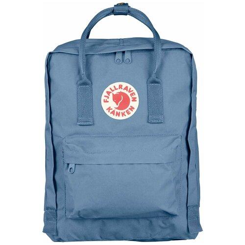 Городской рюкзак Fjallraven Kånken 16, blue ridge городской рюкзак fjallraven re kånken 16 un blue