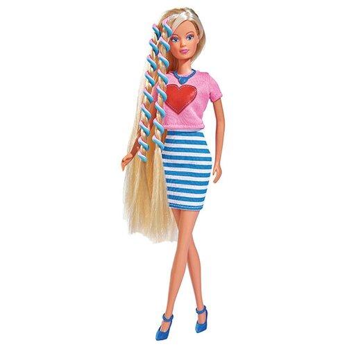 Кукла Steffi Love Штеффи с аксессуарами для волос, 29 см, 5733046 недорого