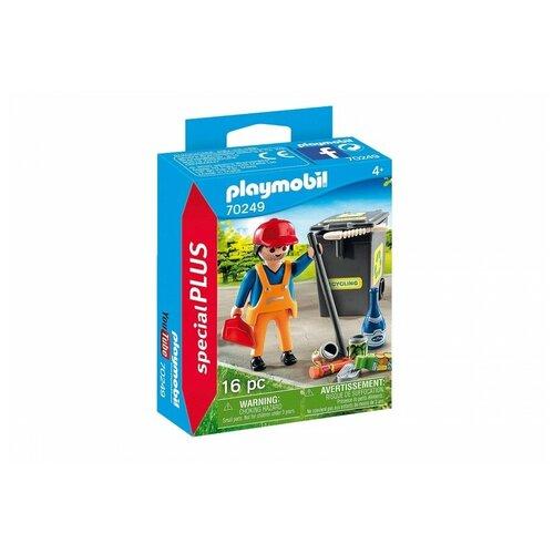 Конструктор Playmobil Special Plus 70249 Дворник