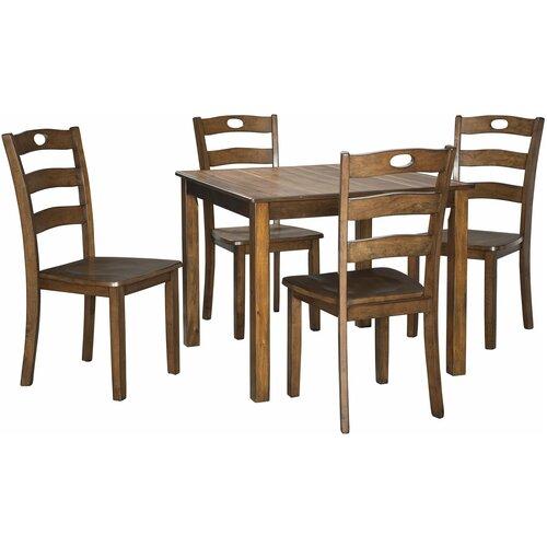 Стол обеденный (комплект) Ashley D419-225 ashley b пуховик