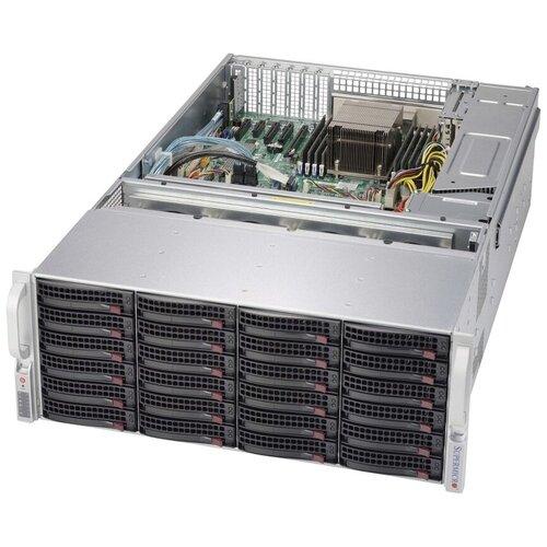 Корпус для компьютера Supermicro CSE-847BE1C-R1K28LPB