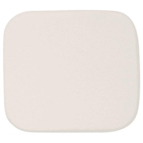Губка для нанесения макияжа Eurostil, белая, квадратная 01409 недорого