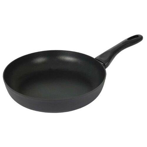 Сковорода Flonal Ind-Action, 28 см, черный