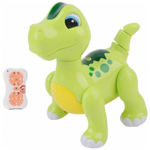 Робот Zhorya Умный питомец Динозавр ZYA-A2743-2 зеленый