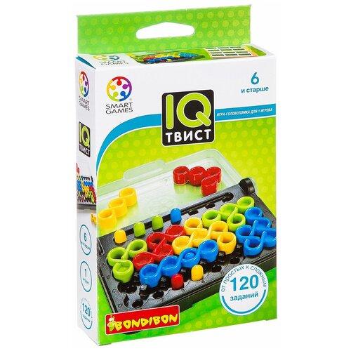 Головоломка BONDIBON Smart Games IQ-Твист (BB0868) головоломка bondibon smart games iq конфетки вв1353