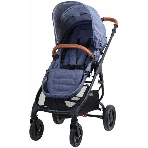 Фото - Прогулочная коляска Valco Baby Snap 4 Ultra Trend, denim прогулочная коляска valco baby snap trend charcoal