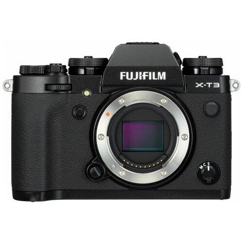 Фото - Фотоаппарат Fujifilm X-T3 Body черный батарейная ручка fujifilm vg xt3 для x t3