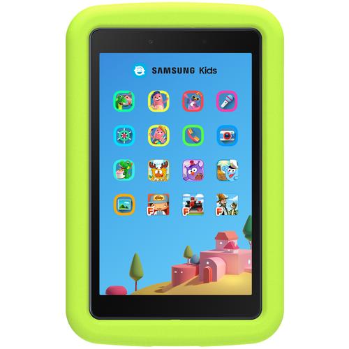 Планшет Samsung Galaxy Tab A 8.0 Wi-Fi Kids Edition (2019), черный/зеленый