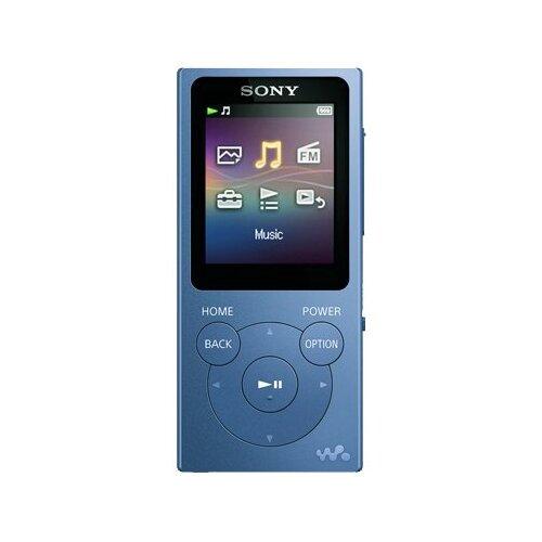 Плеер Sony NW-E394 8 GB, бирюзовый