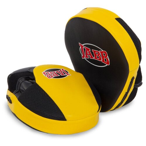 Набор для бокса Jabb JE-2190 черный/желтый