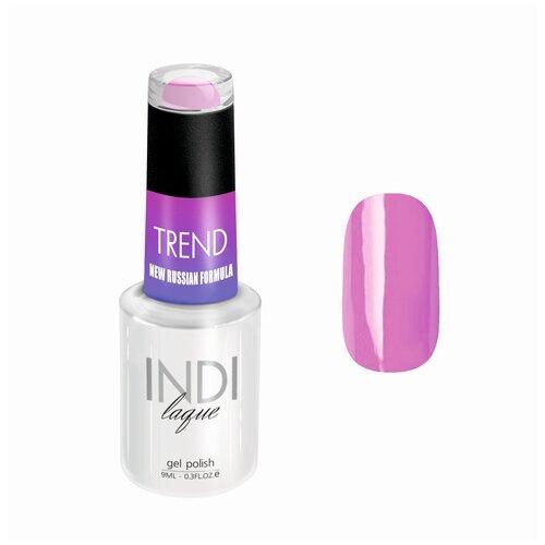 Гель-лак для ногтей Runail Professional INDI Trend классические оттенки, 9 мл, 5080 гель лак для ногтей runail professional liker 9 мл 4572