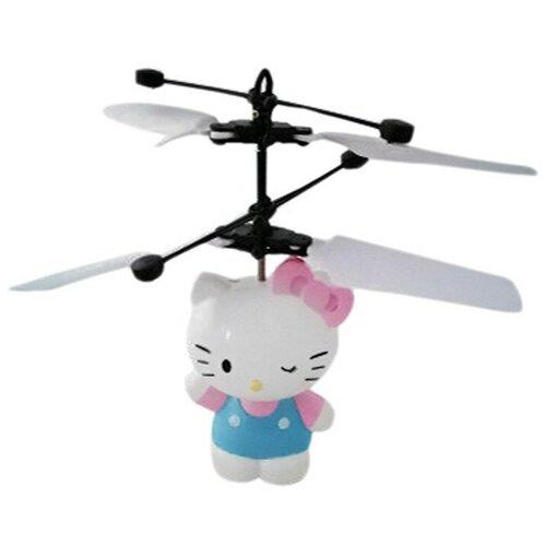Купить Радиоуправляемая игрушка - вертолет-кошка 8633, Silverlit, Роботы и трансформеры