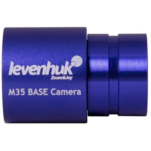 Фото - Камера цифровая LEVENHUK M35 BASE 70352 синий камера цифровая levenhuk t300 plus 70361