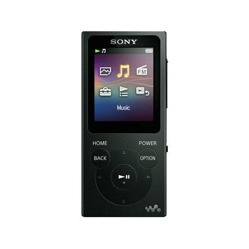 Плеер Sony NW-E394 8 GB, черный