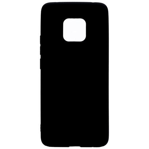 Силиконовый чехол черный Huawei Mate 20 Pro