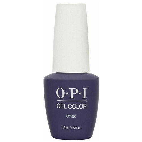 Фото - Гель-лак для ногтей OPI Classics GelColor, 15 мл, OPI Ink. гель лак для ногтей opi classics gelcolor 15 мл lincoln park after dark
