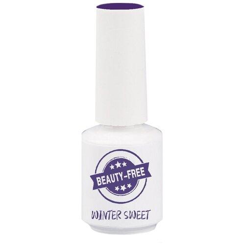 Фото - Гель-лак для ногтей Beauty-Free Winter Sweet, 8 мл, фиолетовый гель лак для ногтей beauty free winter sweet 4 мл оттенок пурпурно розовый