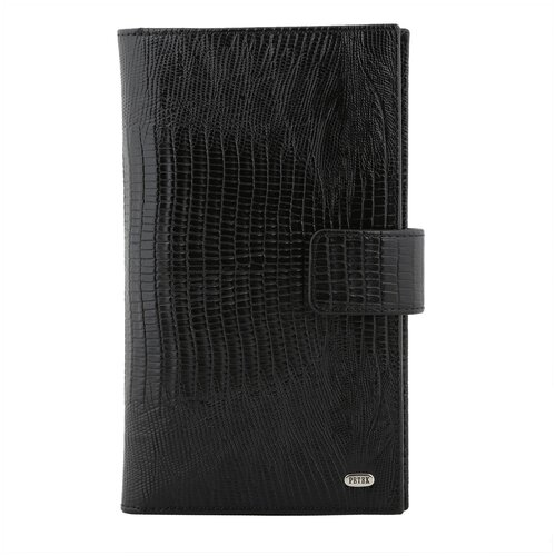 Бумажник путешественника Petek 1855 2394.041.01 Black