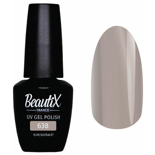 Гель-лак для ногтей Beautix First Impression, 15 мл, 638 гель лак beautix фруктовый поцелуй 15 мл оттенок 415