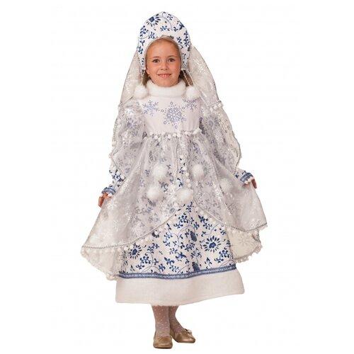 Купить Снегурочка 'Метелица', размер 104 см., Батик, Карнавальные костюмы