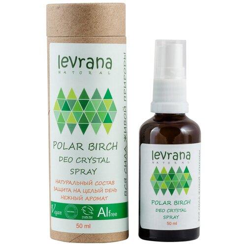 Levrana дезодорант, спрей, Polar Birch, 50 мл