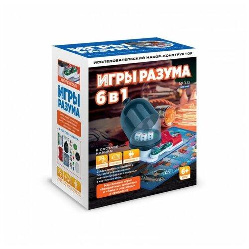 Конструктор ND Play 291065 Игры разума 6 в 1