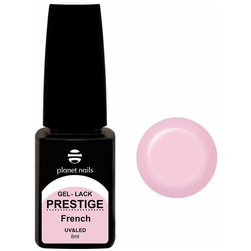 Купить Гель-лак для ногтей planet nails Prestige French, 8 мл, 337 облачный